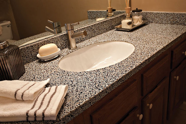 Bathroom Countertops Options2 Bathroom Countertops Options
