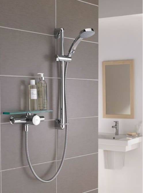 Bathroom showers the dwelling and appearance home design tips and guides - Types of showers for your home ...