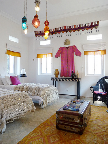 Boho Chic Bedroom Themes