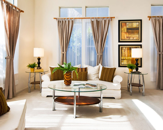 Curtain Ideas For Your Living Room3 Curtain Ideas For Your Living Room