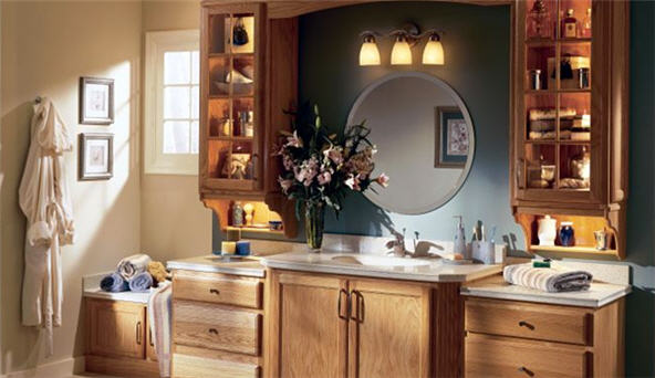 Custom Design Bathroom Cabinets3 Custom Design Bathroom Cabinets