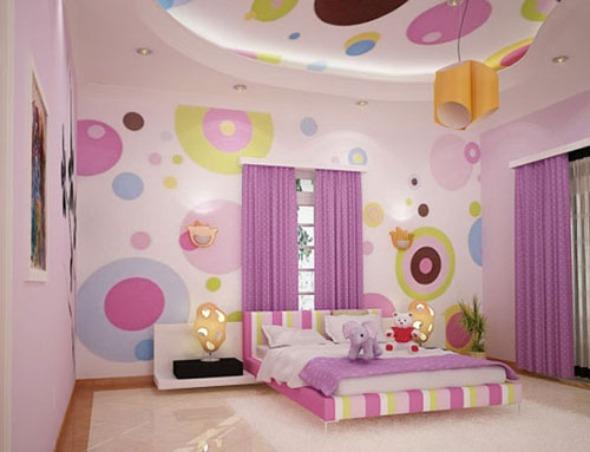 Teen Girls Bedroom Decorating Ideas
