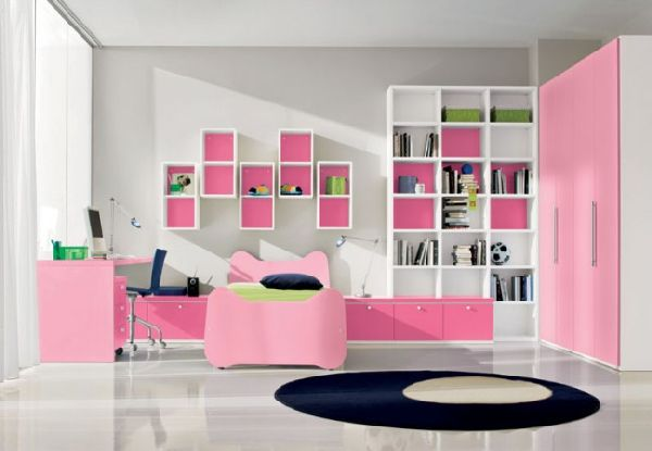 Ideas for Decorating Girls rooms