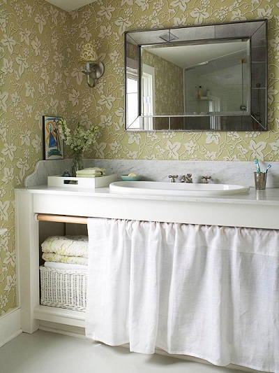 How to Make Your Small Bathroom Look Bigger3 How to Make Your Small Bathroom Look Bigger