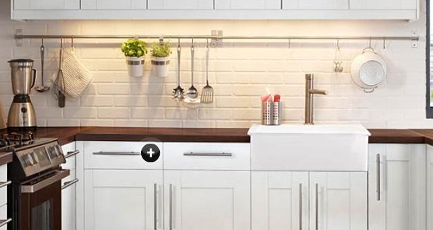 wall mounted kitchen organizer