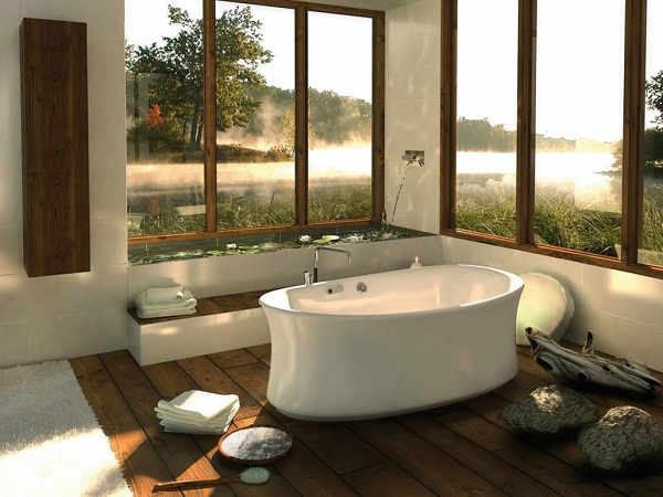 Gorgeous Modern Bathroom Design3 How to Make a Gorgeous Modern Bathroom Design