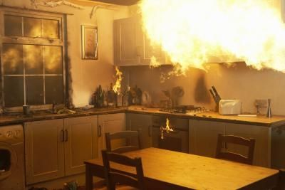 How to Deal With Kitchen Fire3 How to Deal With Kitchen Fire