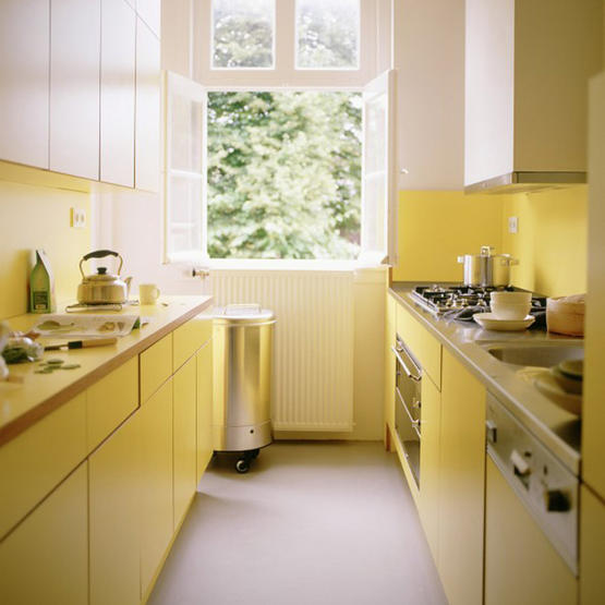Small Kitchen Design Suggestions | Home Design Tips and Guides