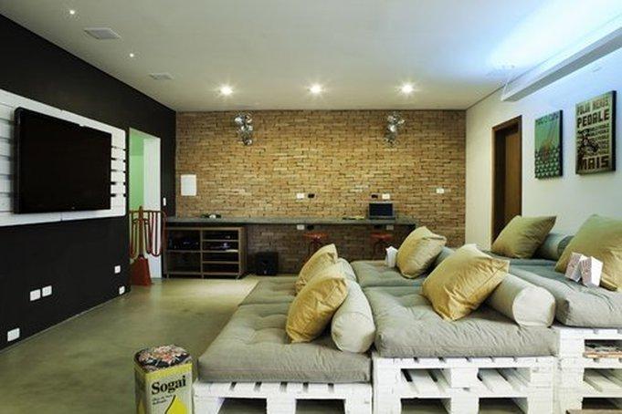 basement apartment decorating ideas