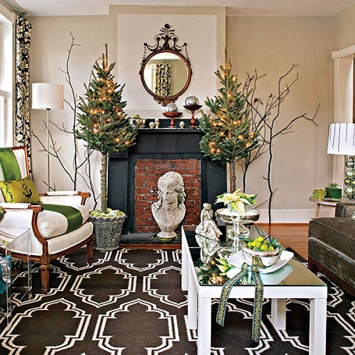 Christmas Tree Decorating Ideas for 2013