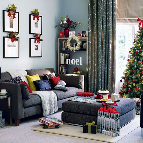 Primitive Country Christmas Decorating Ideas