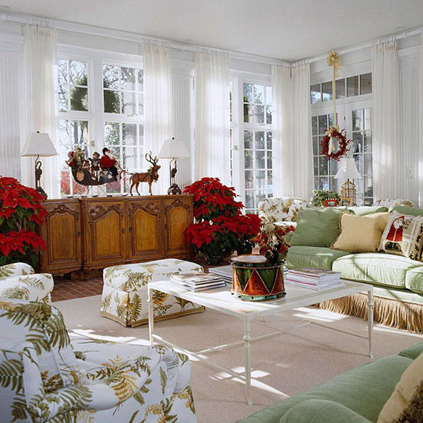 Christmas Decorating Ideas for Windows