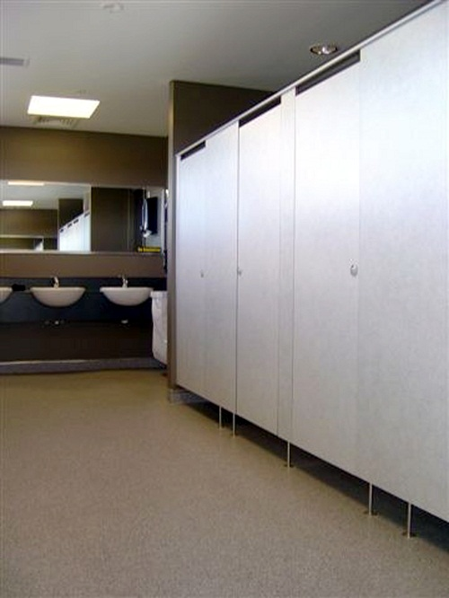 Commercial Bathroom Stall Size