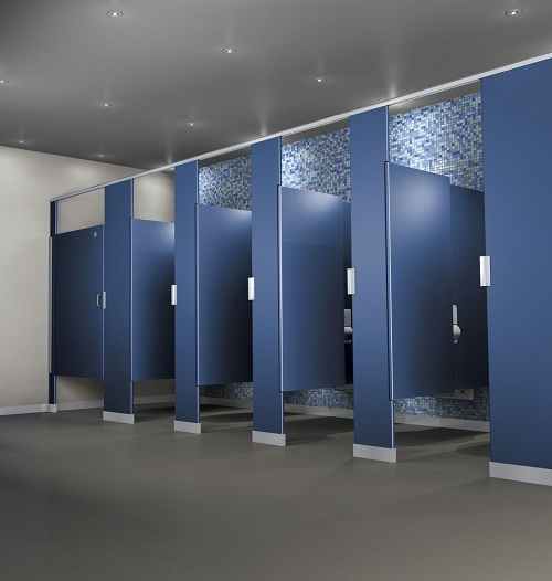 Commercial Bathroom Shower Stalls