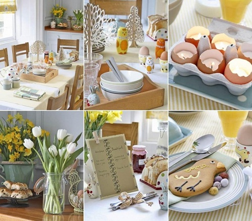 Easter Decorations For The Home Ideas