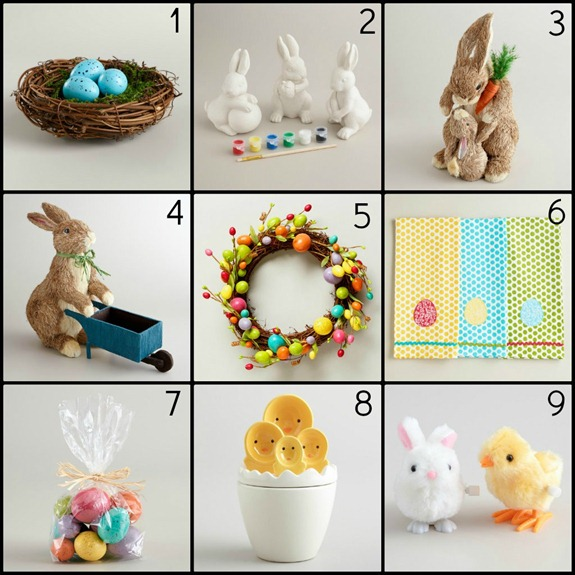 Easter decorations for the home home design tips and guides for Home easter decorations