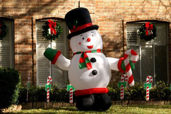 Inflatable Christmas Decorations Inflatable Christmas Decorations