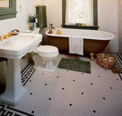 Cork Bathroom Flooring Ideas