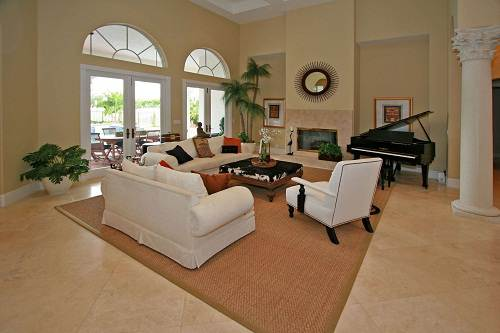 Formal living room furniture home design tips and guides - Formal living room ideas modern ...