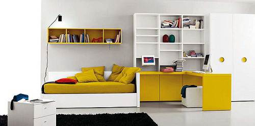 Modern Teenage Bed Room Furniture Teenage Bedroom Furniture