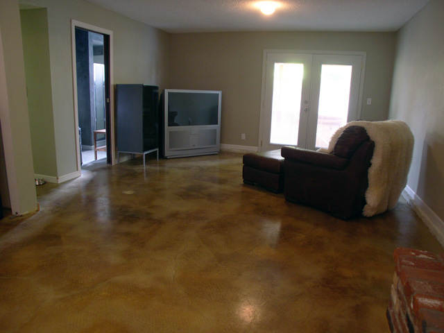 best flooring for basement concrete Best Flooring for Basement