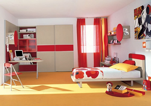 Colorful Teen Bedroom Furniture Teenage Bedroom Furniture