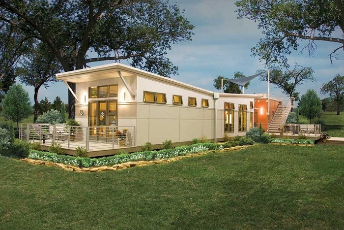 Dwell Prefabricated Homes