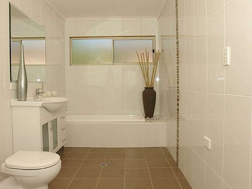 Ceramic Tile Flooring Ideas Bathroom