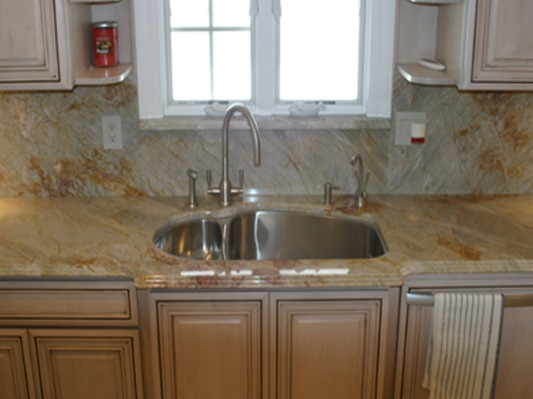 Backsplash Ideas With Granite Kitchen Granite Backsplash Ideas