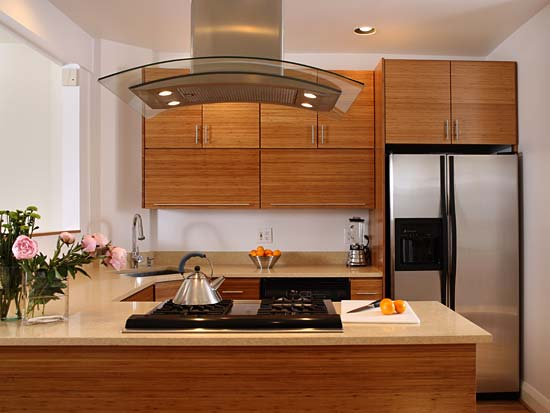 Bamboo Kitchen Cabinet Bamboo Cabinets Pros and Cons