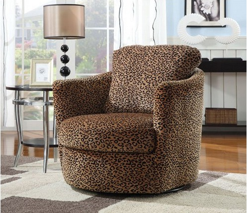 Swivel Living Room Chairs Small
