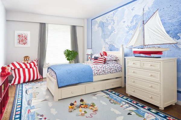 Diy Beach Theme Bedroom The Best Ocean Themed Bedroom Ideas
