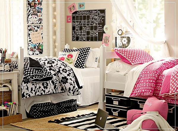 Dorm room decoration for girls home design tips and guides for College bedroom ideas for girls