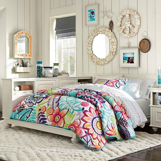 Dorm Room Bedding Sets for Girls