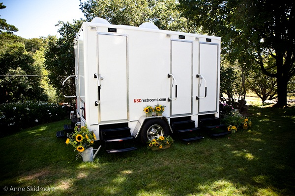 Portable Restrooms For Weddings Home Design Tips And Guides