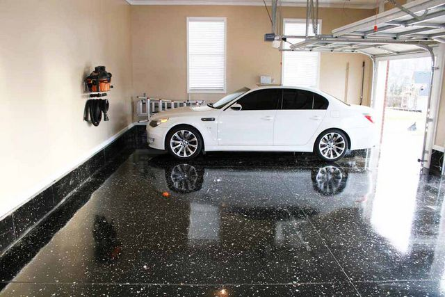 Garage flooring options lowes home design tips and guides garage floor epoxy lowes solutioingenieria Image collections