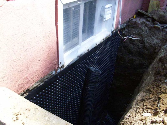 Waterproofing Exterior Basement Walls Cost