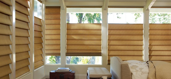 Blind Window Treatments for Bay Windows