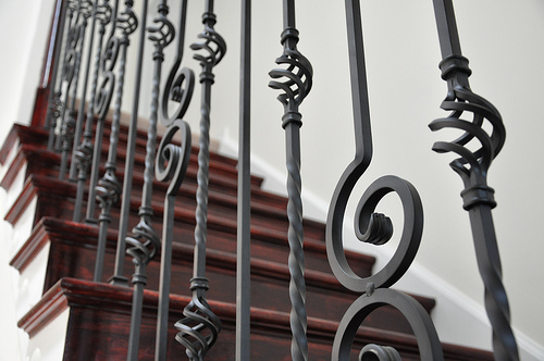 Wrought Iron Balusters Designs Wrought Iron Balusters