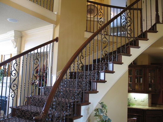 Wrought Iron Balusters for Stairs Wrought Iron Balusters