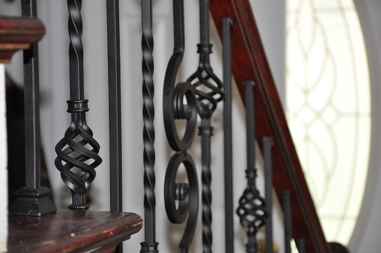 Wrought Iron Spindles for StairsJPG Wrought Iron Balusters