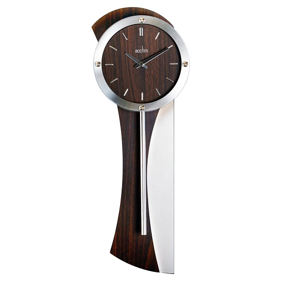 Modern wall clocks home design tips and guides - Contemporary wall clocks with pendulum ...