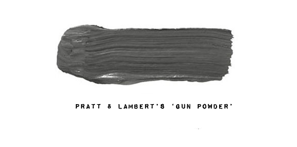 Pratt and Lambert Gray Paint Colors