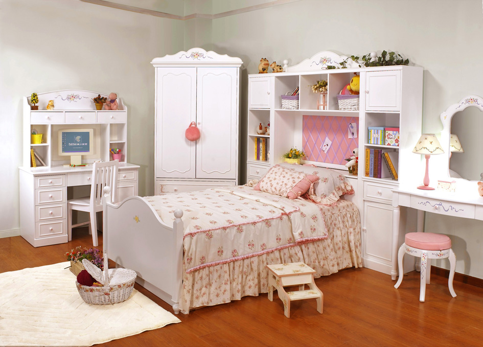 Bedroom Ideas for Teenage Girl