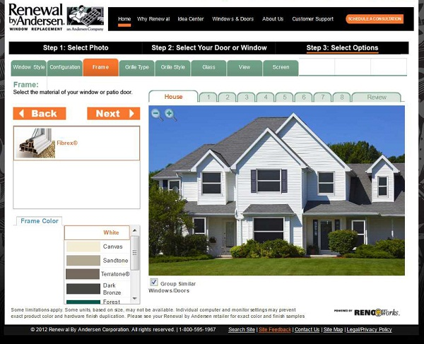 Pin virtual exterior paint colors ajilbabcom portal on for Virtual exterior house design