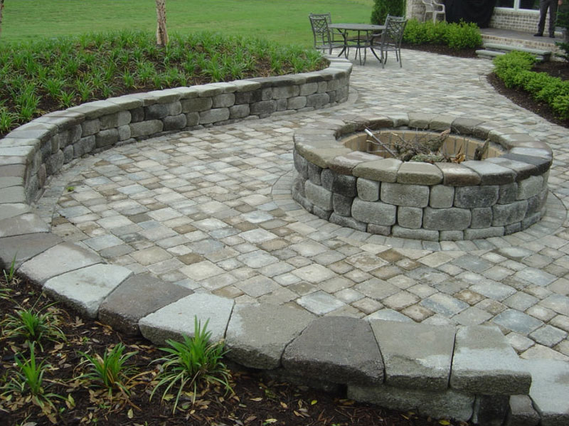 Paver Backyard Ideas