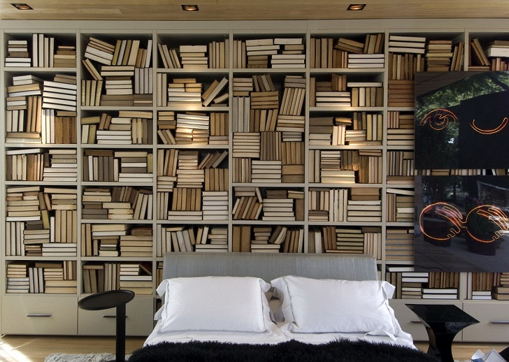 Bookcase Design Ideas Artistic