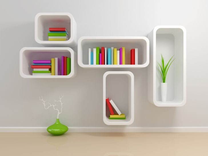 Bookcase Design Ideas Box
