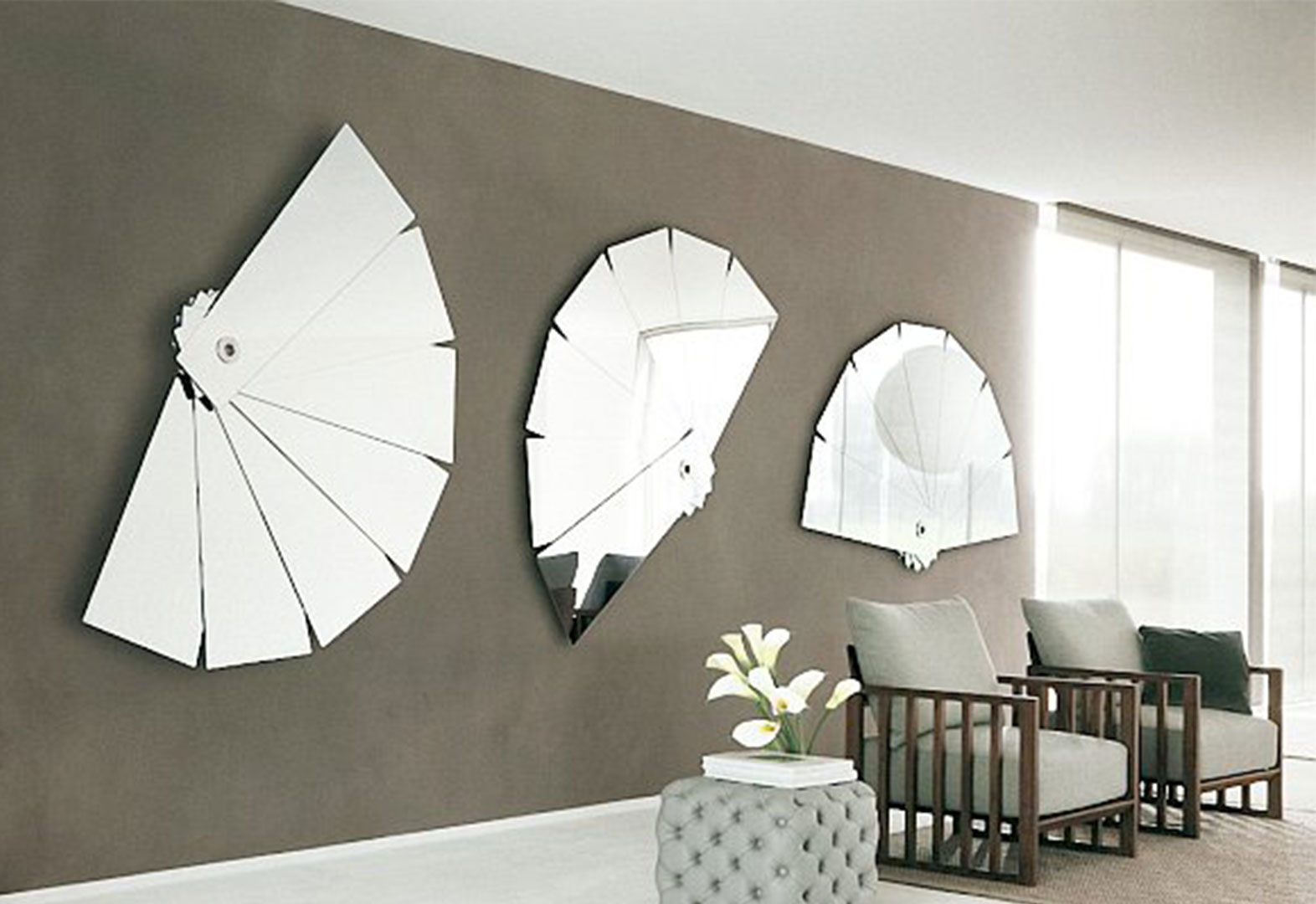 Cheap large wall mirrors for living room home design for Affordable large mirrors