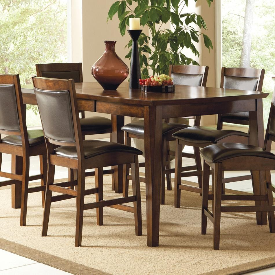 Tall Dining Room Sets Kitchen Wood Kitchen Table And Chairs Sets Counter Height Dining